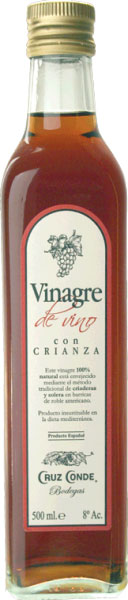 Wine Vinegar Crianza
