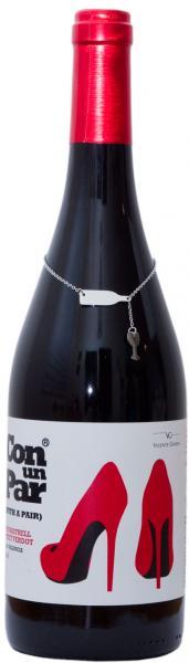 Wine Bottle and Glass Bracelet