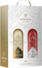Sandara white sparkling, <span>Vicente Gandía</span>