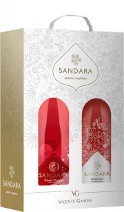 Sandara rosé sparkling, <span>Vicente Gandía</span>